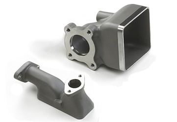 stainless steel investment cast and machined components